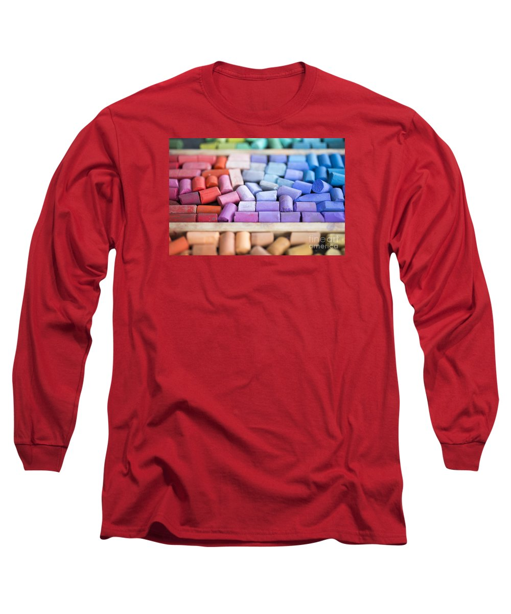 Secondary Colors Long Sleeve T-Shirts