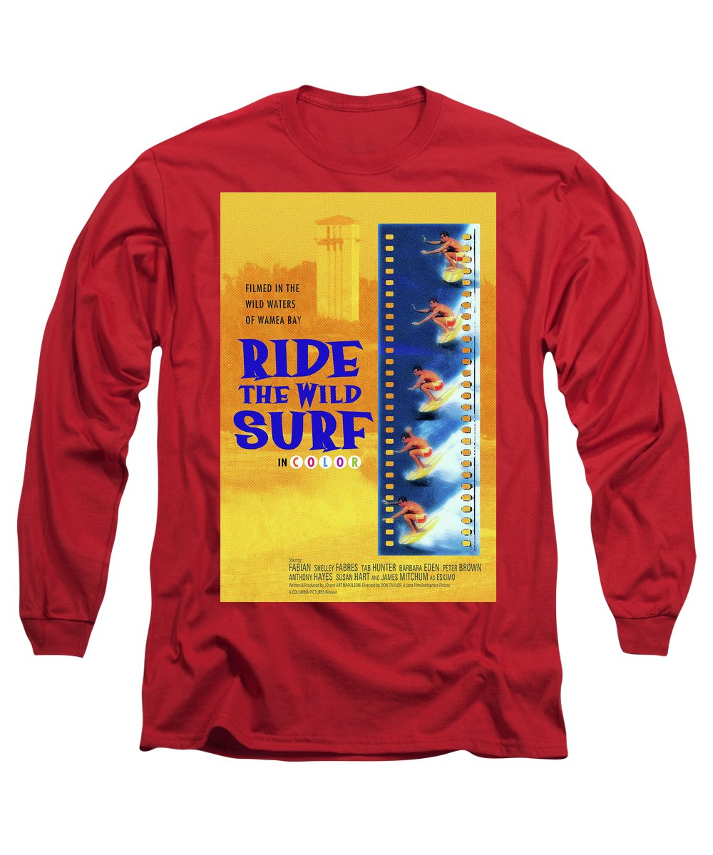 Greg Noll Long Sleeve T-Shirts