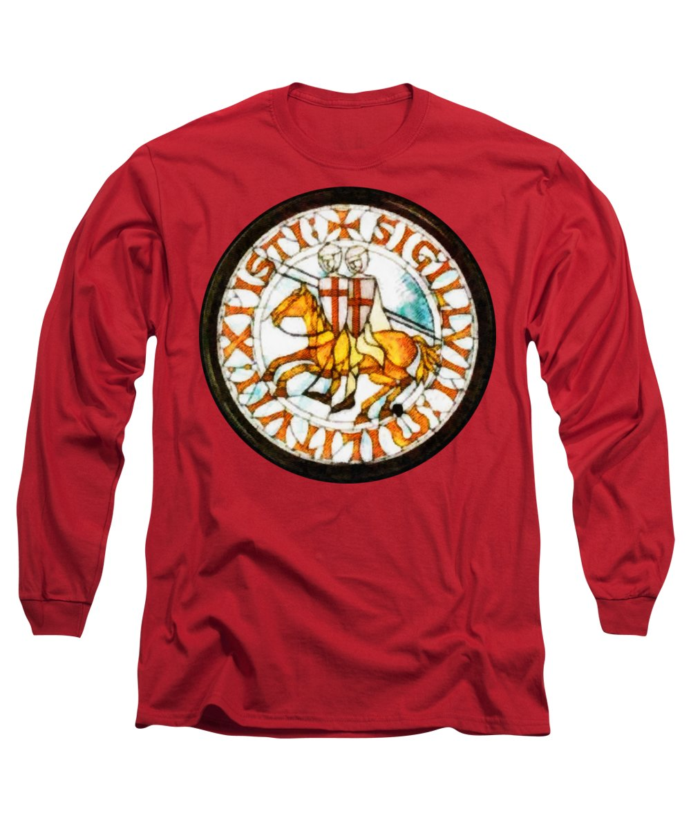 Secret Society Long Sleeve T-Shirts