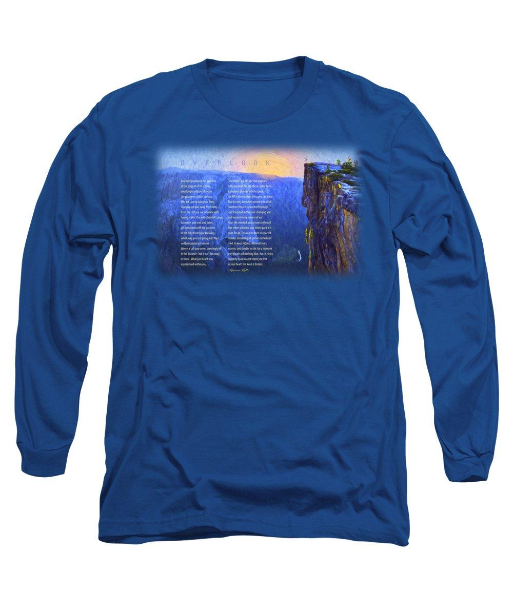 Essence Long Sleeve T-Shirts