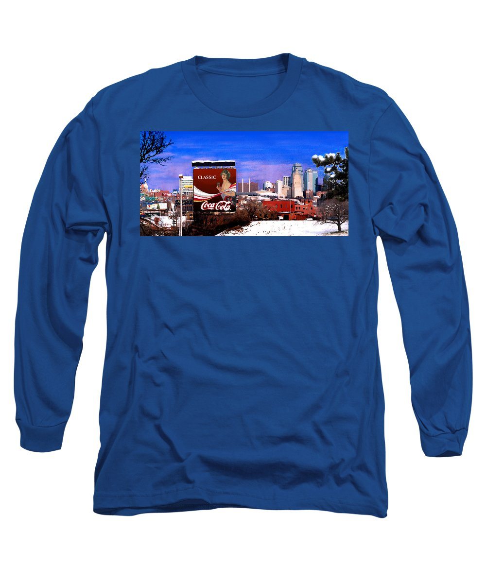 Landscape Long Sleeve T-Shirt featuring the photograph Classic by Steve Karol