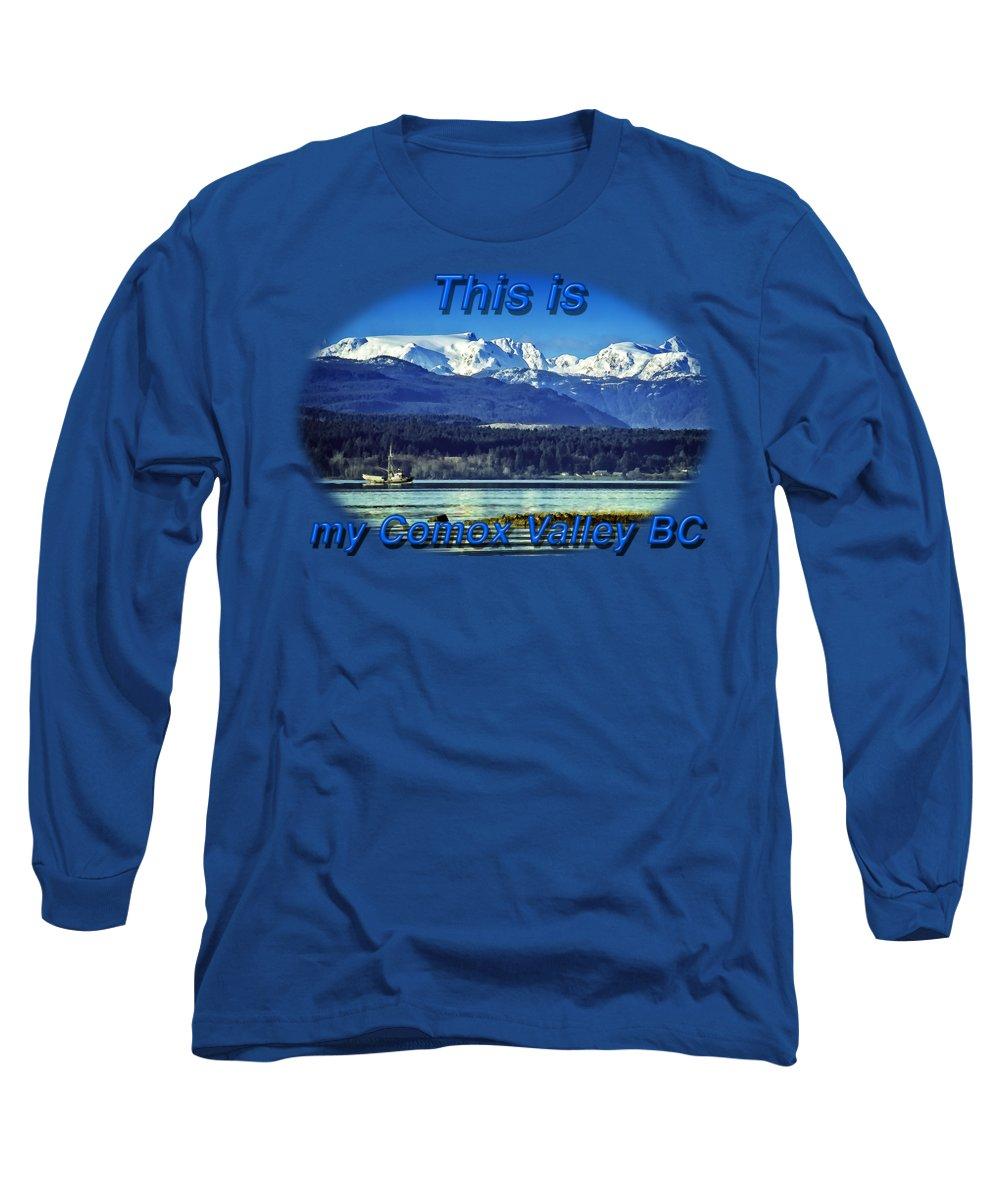 Glacier Bay Long Sleeve T-Shirts