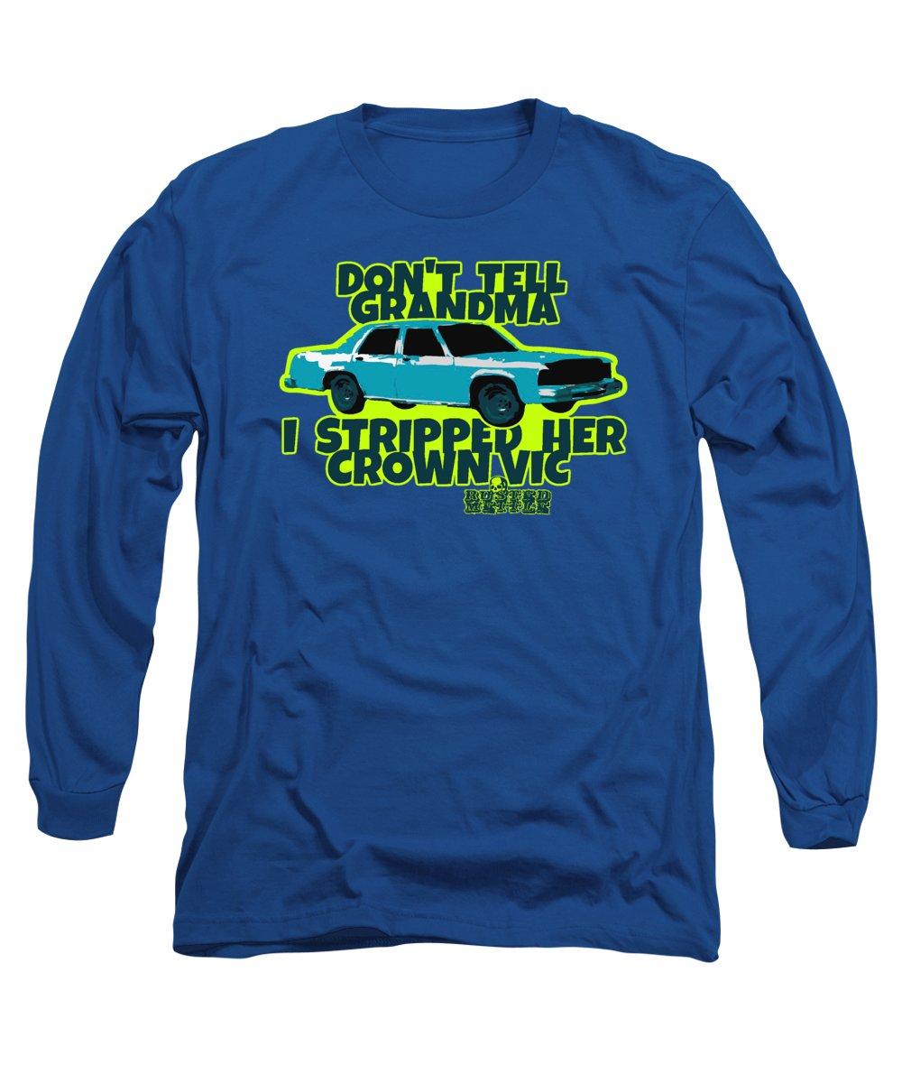 Demolition Long Sleeve T-Shirts