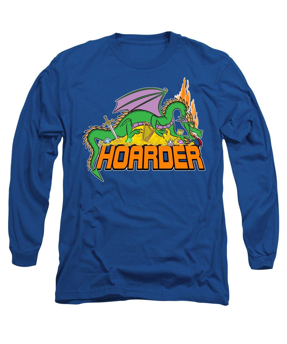 Harp Long Sleeve T-Shirts