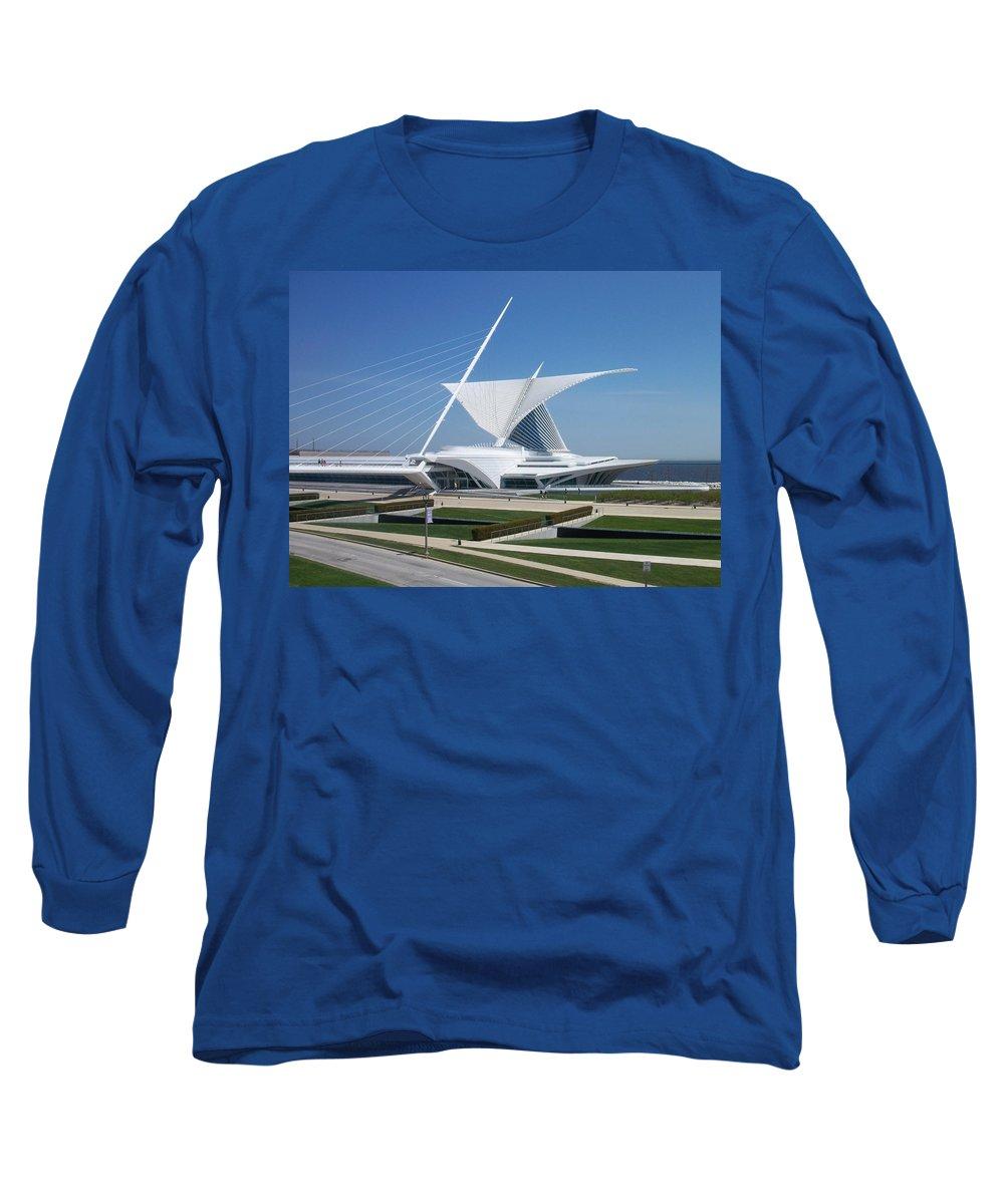 Mam Long Sleeve T-Shirt featuring the photograph Mam Caltrava by Anita Burgermeister
