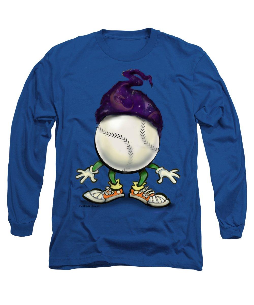 Softball Long Sleeve T-Shirts