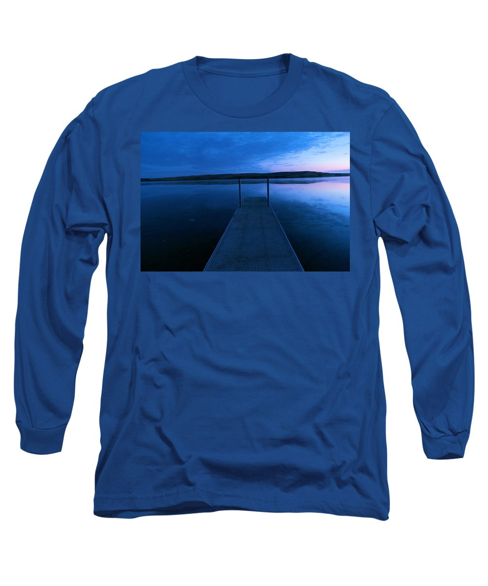Swan Boats Long Sleeve T-Shirts