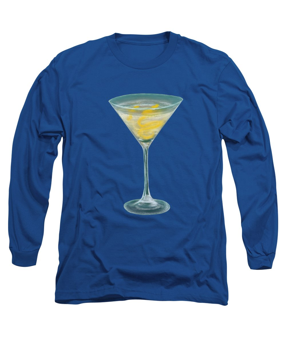 Alcoholic Drink Long Sleeve T-Shirts