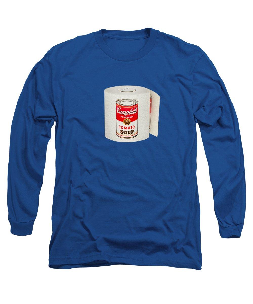 Toilet Long Sleeve T-Shirts