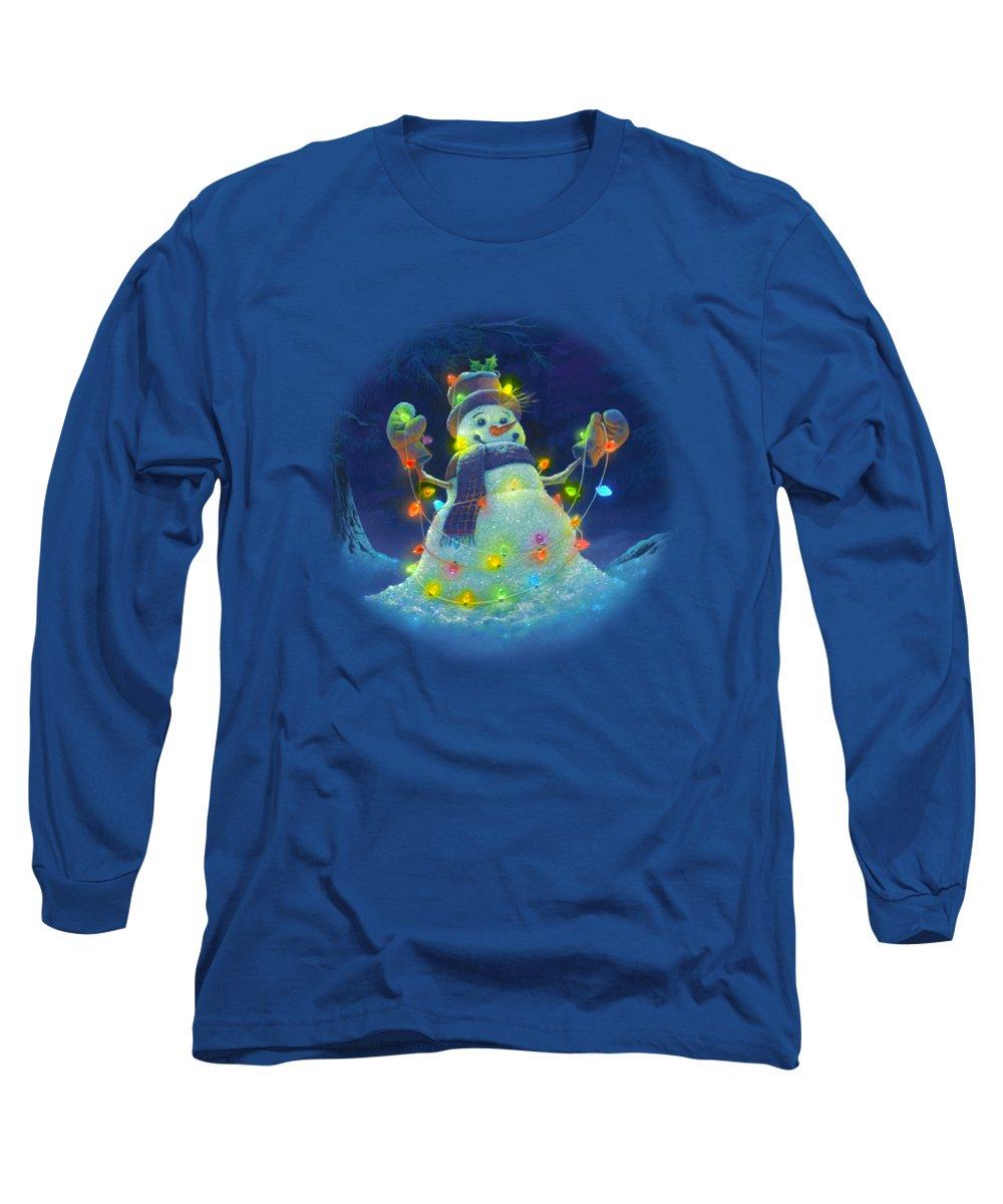 Christmas Decor Long Sleeve T-Shirts