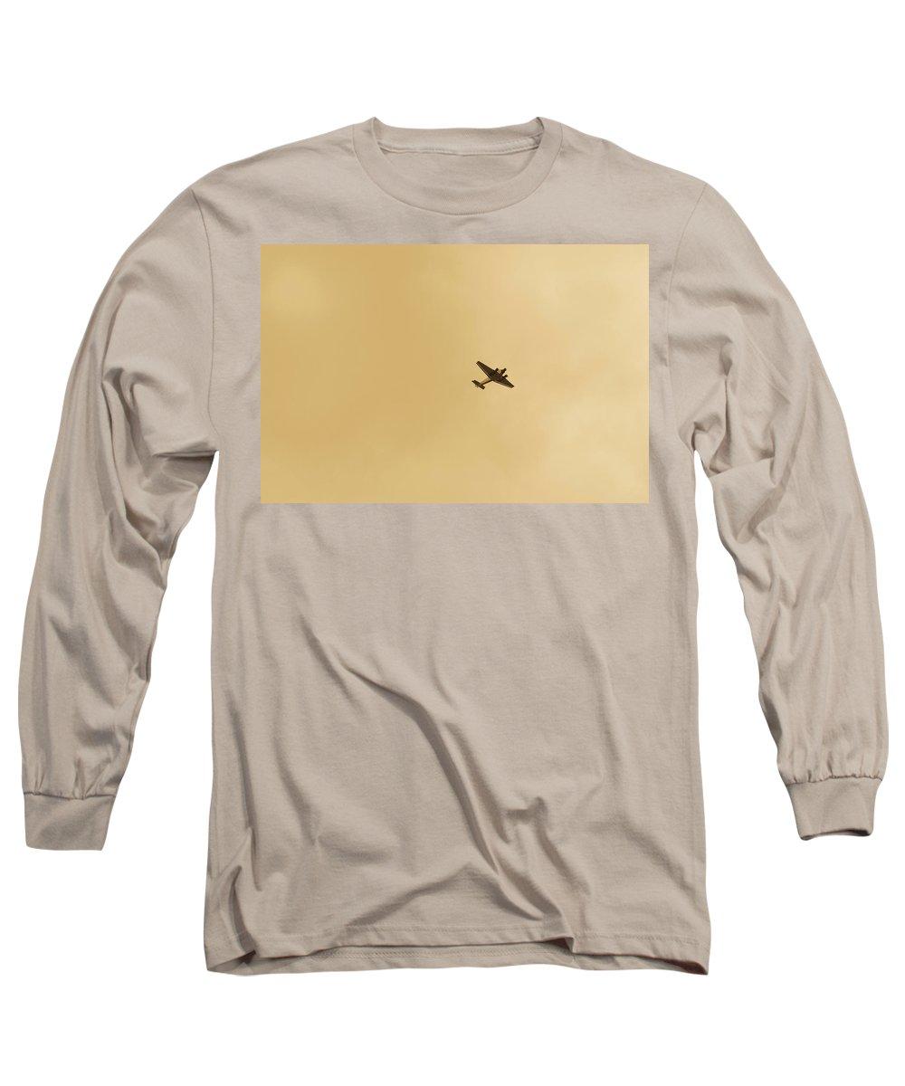 Ju-52 Long Sleeve T-Shirts