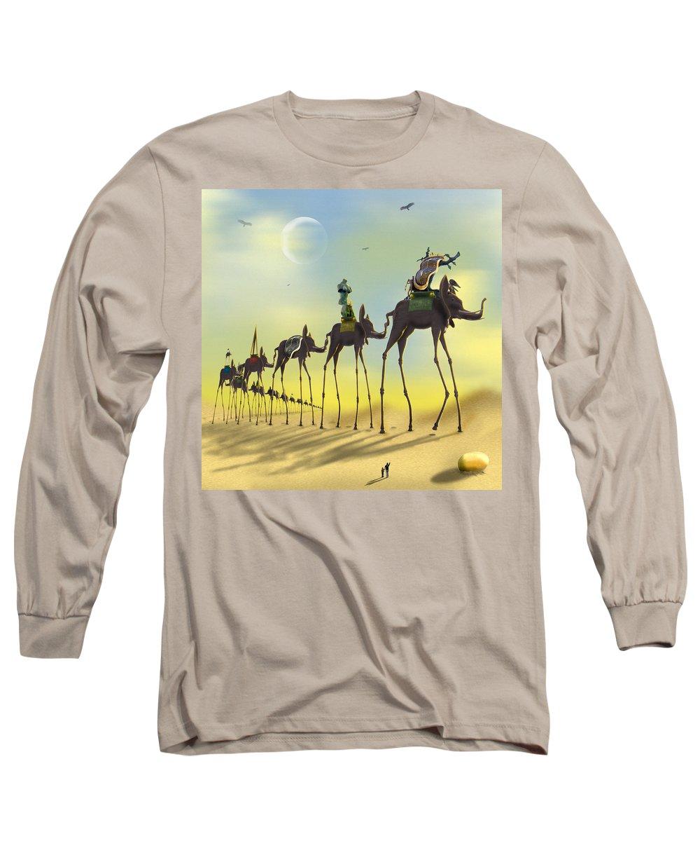 Caravan Long Sleeve T-Shirts