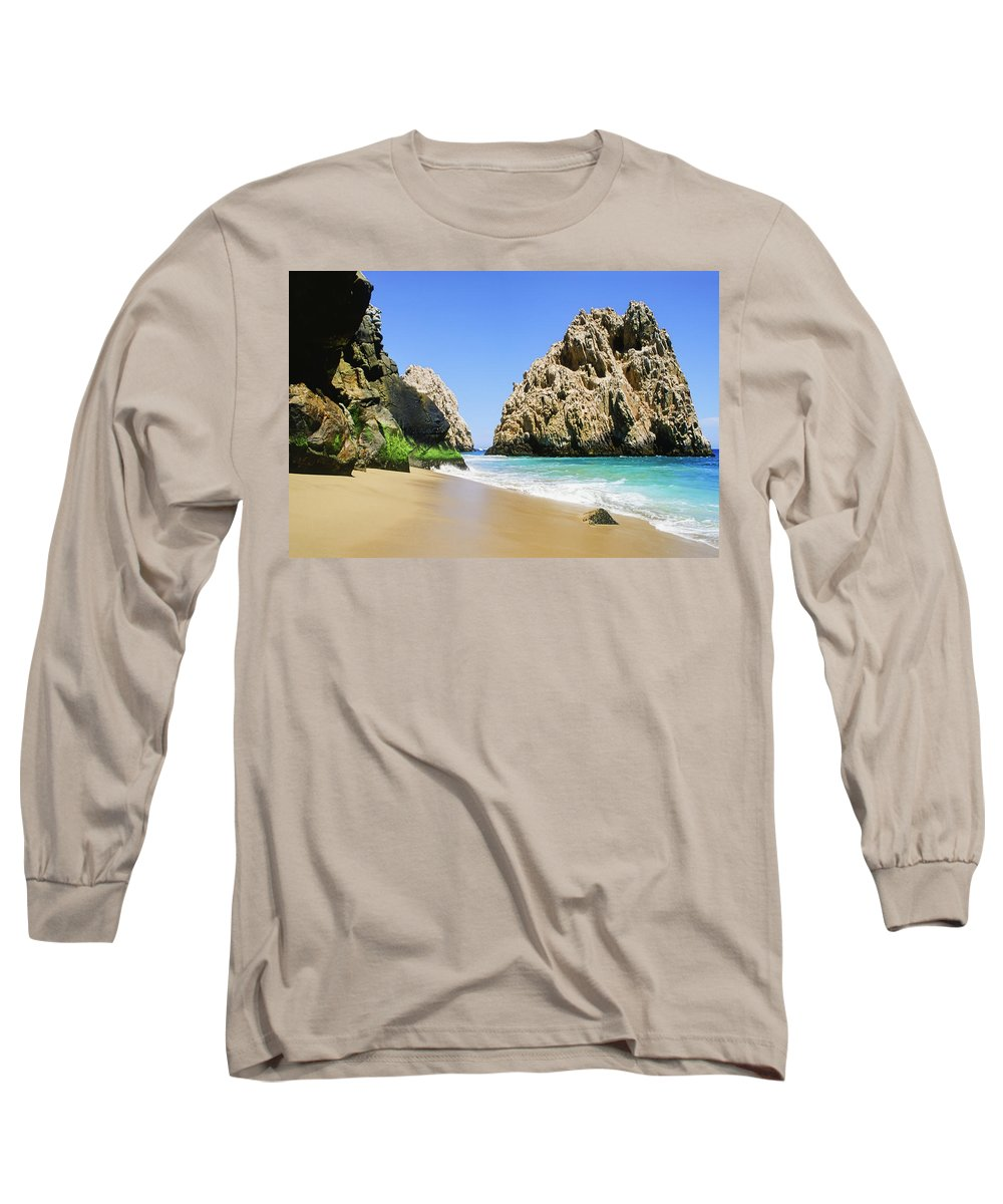 Cabo Long Sleeve T-Shirt featuring the photograph Cabo San Lucas by Kelley King