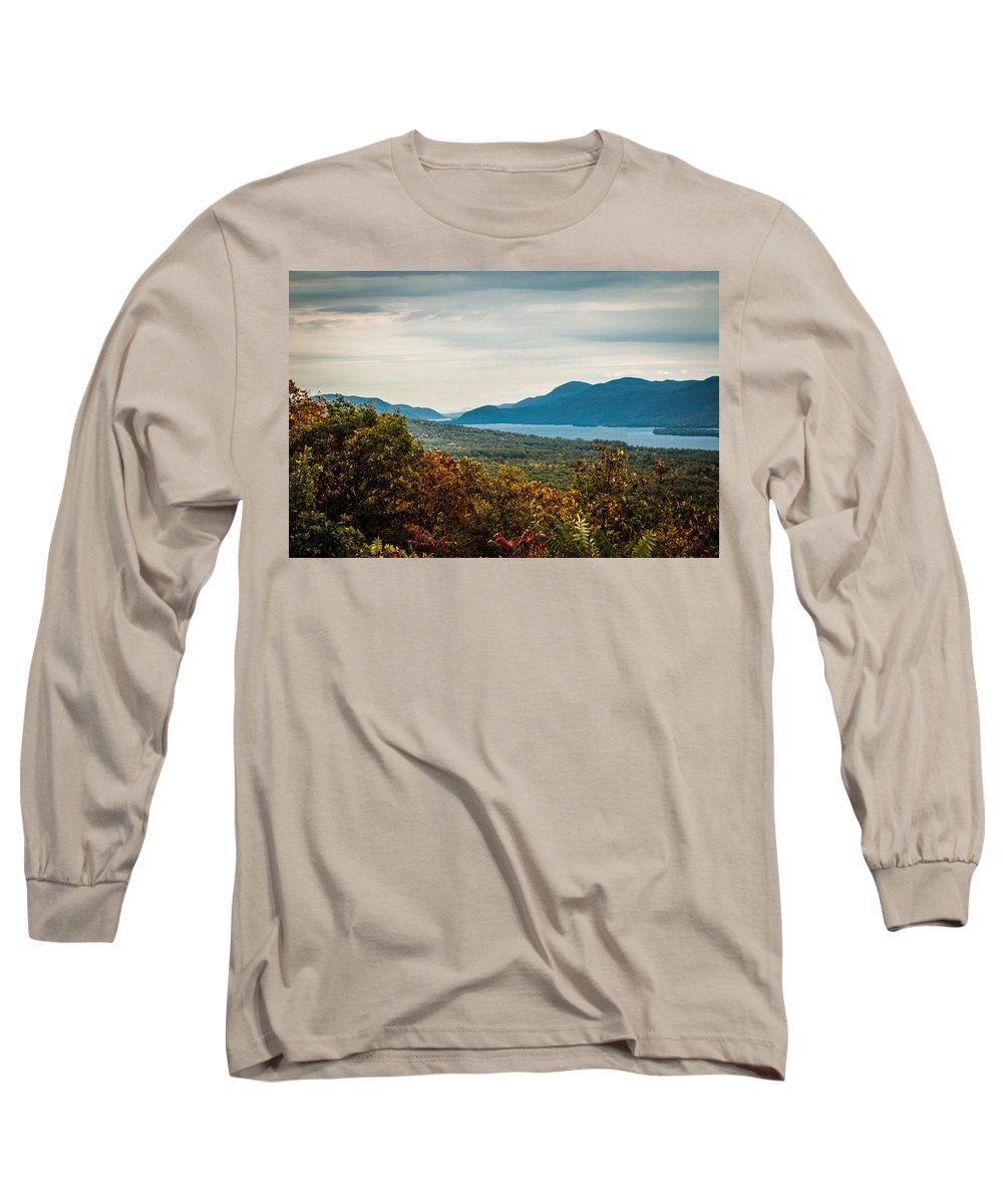 Mt. Prospect Photographs Long Sleeve T-Shirts
