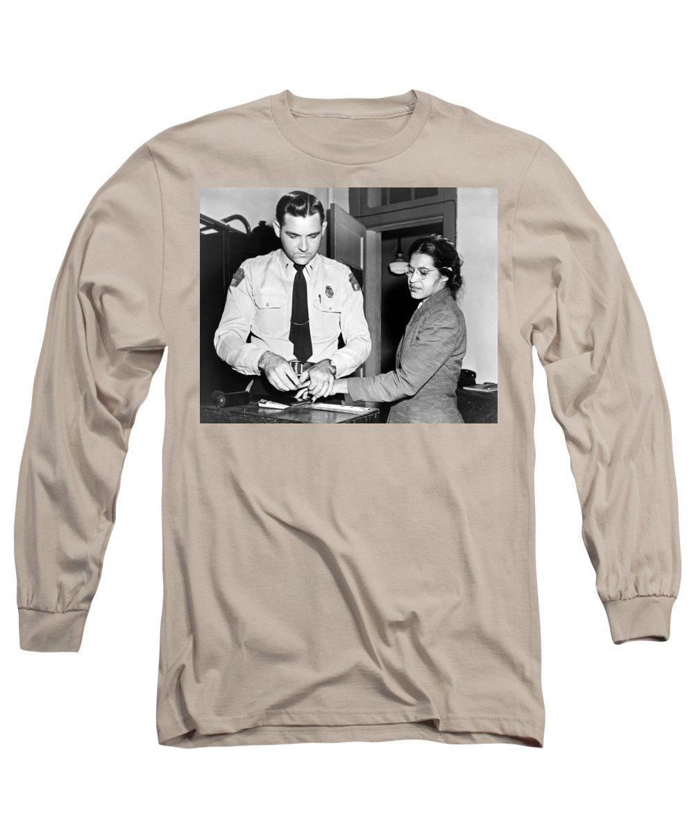 Identity Long Sleeve T-Shirts
