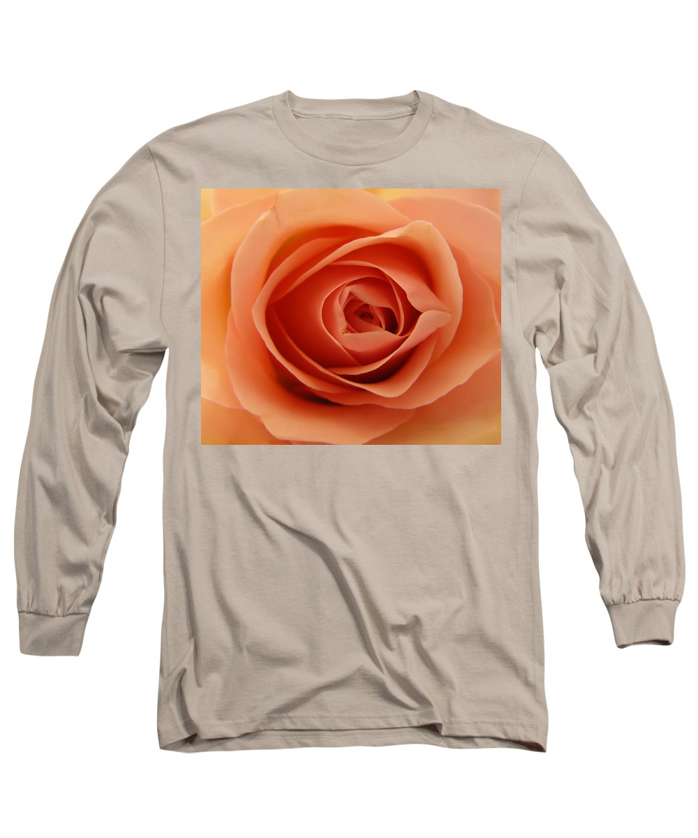 Rose Long Sleeve T-Shirt featuring the photograph Rose by Daniel Csoka