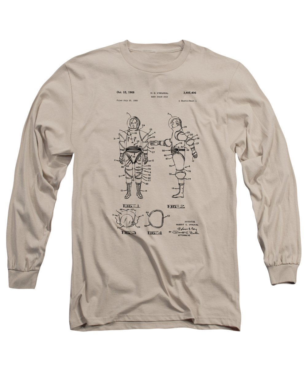 Space Ships Long Sleeve T-Shirts