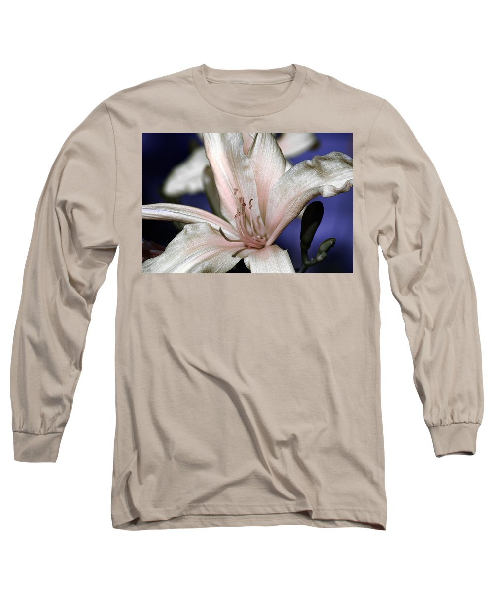 Clay Long Sleeve T-Shirt featuring the photograph Floral by Clayton Bruster