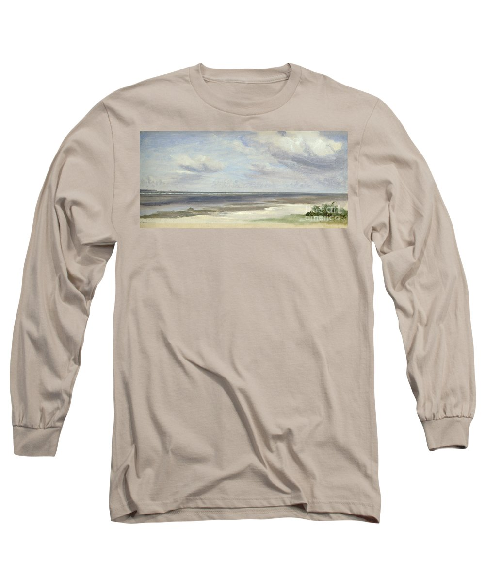 Baltic Sea Paintings Long Sleeve T-Shirts