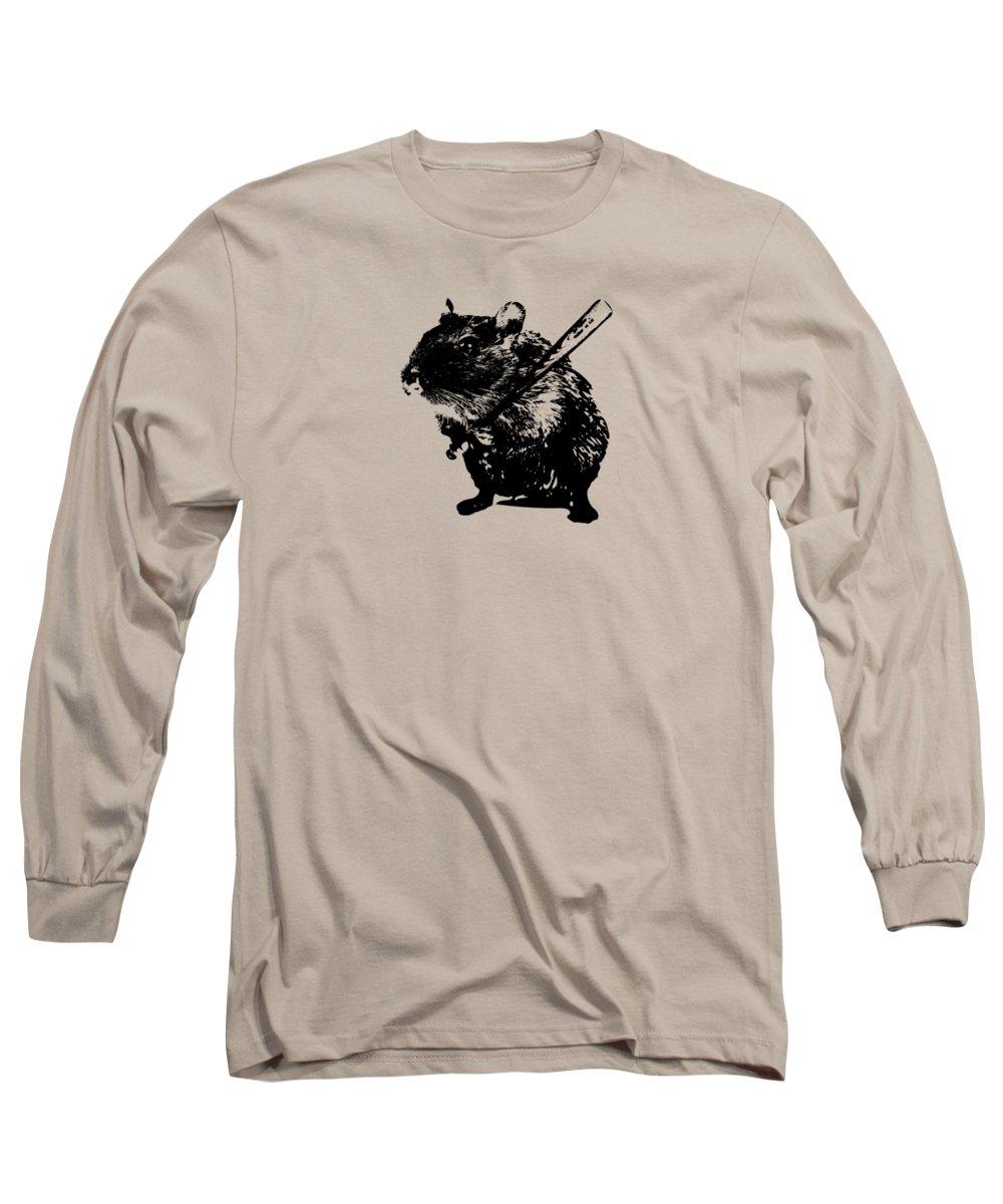 Beaver Long Sleeve T-Shirts