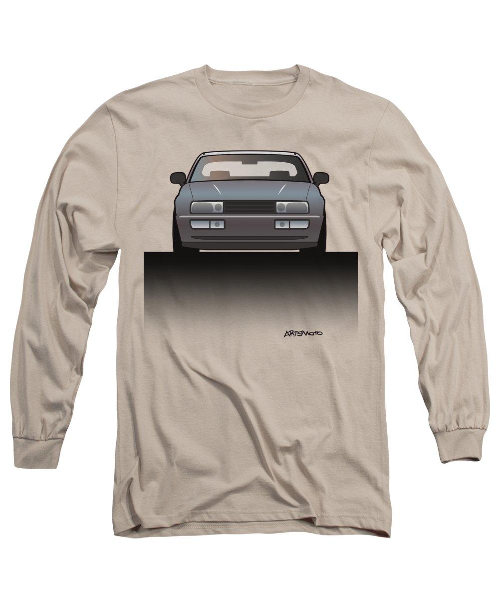 VW Corrado VR6 White or Gray T-Shirt Volkswagen