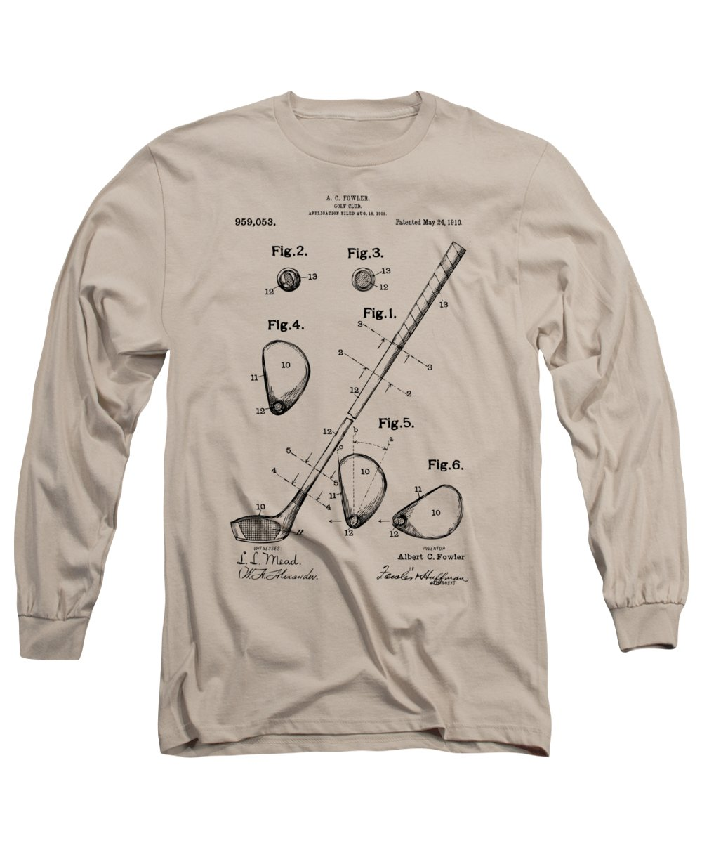 Golf Long Sleeve T-Shirts