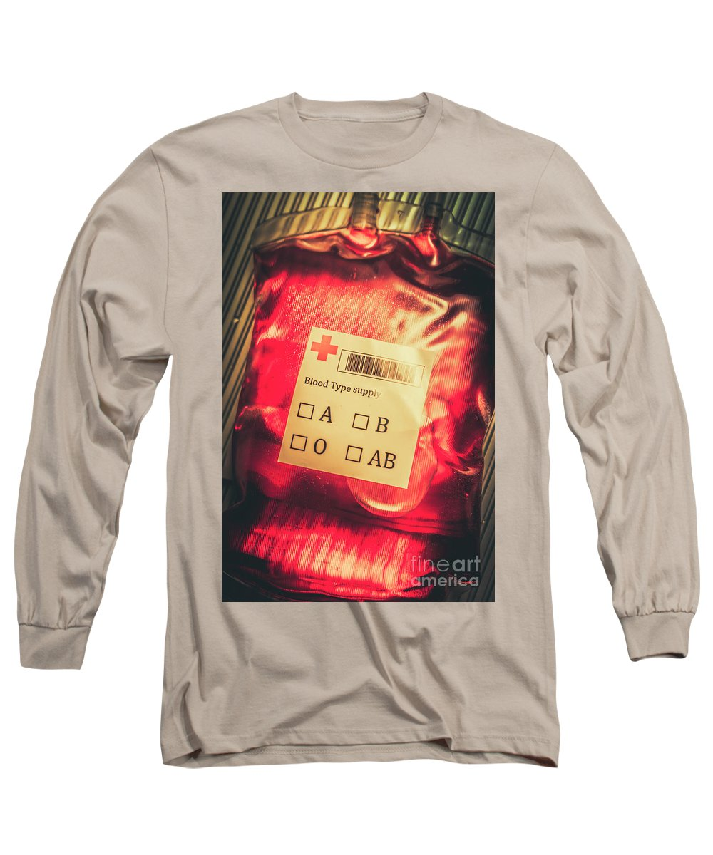 Donation Long Sleeve T-Shirts