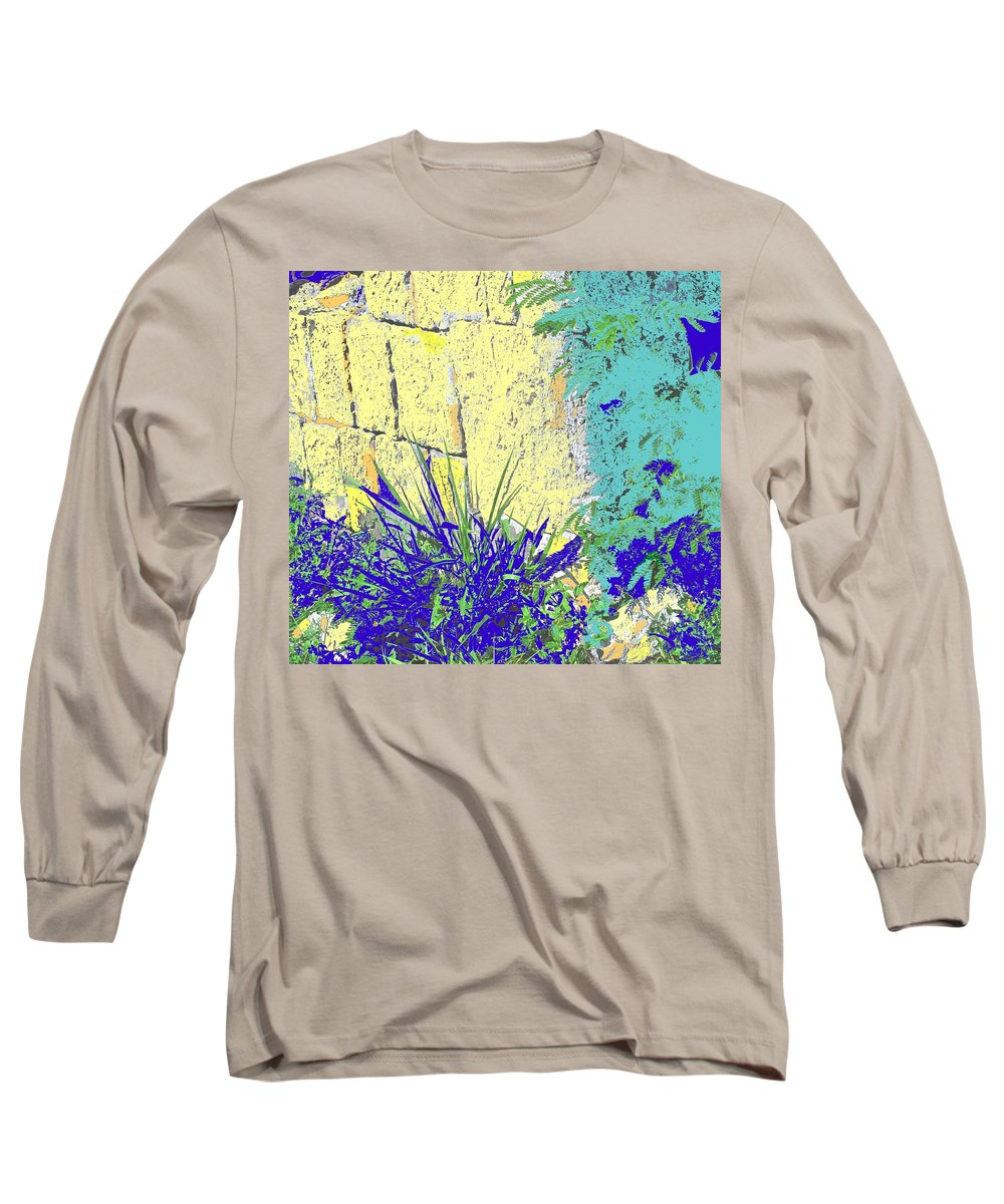 Brimstone Long Sleeve T-Shirt featuring the photograph Brimstone Blue by Ian MacDonald