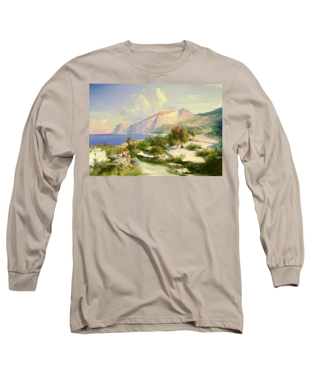 Marina Grande Long Sleeve T-Shirts
