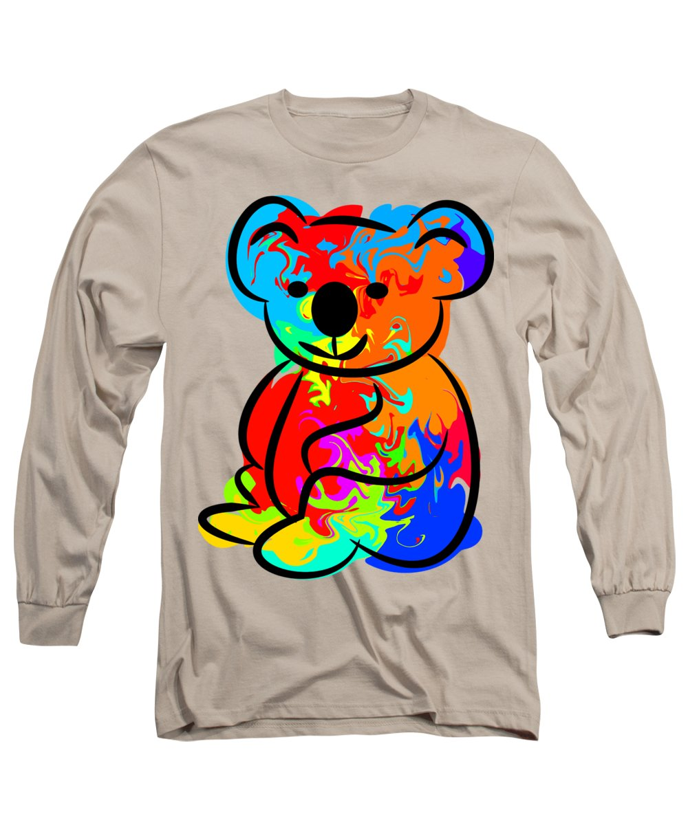 Koala Long Sleeve T-Shirts