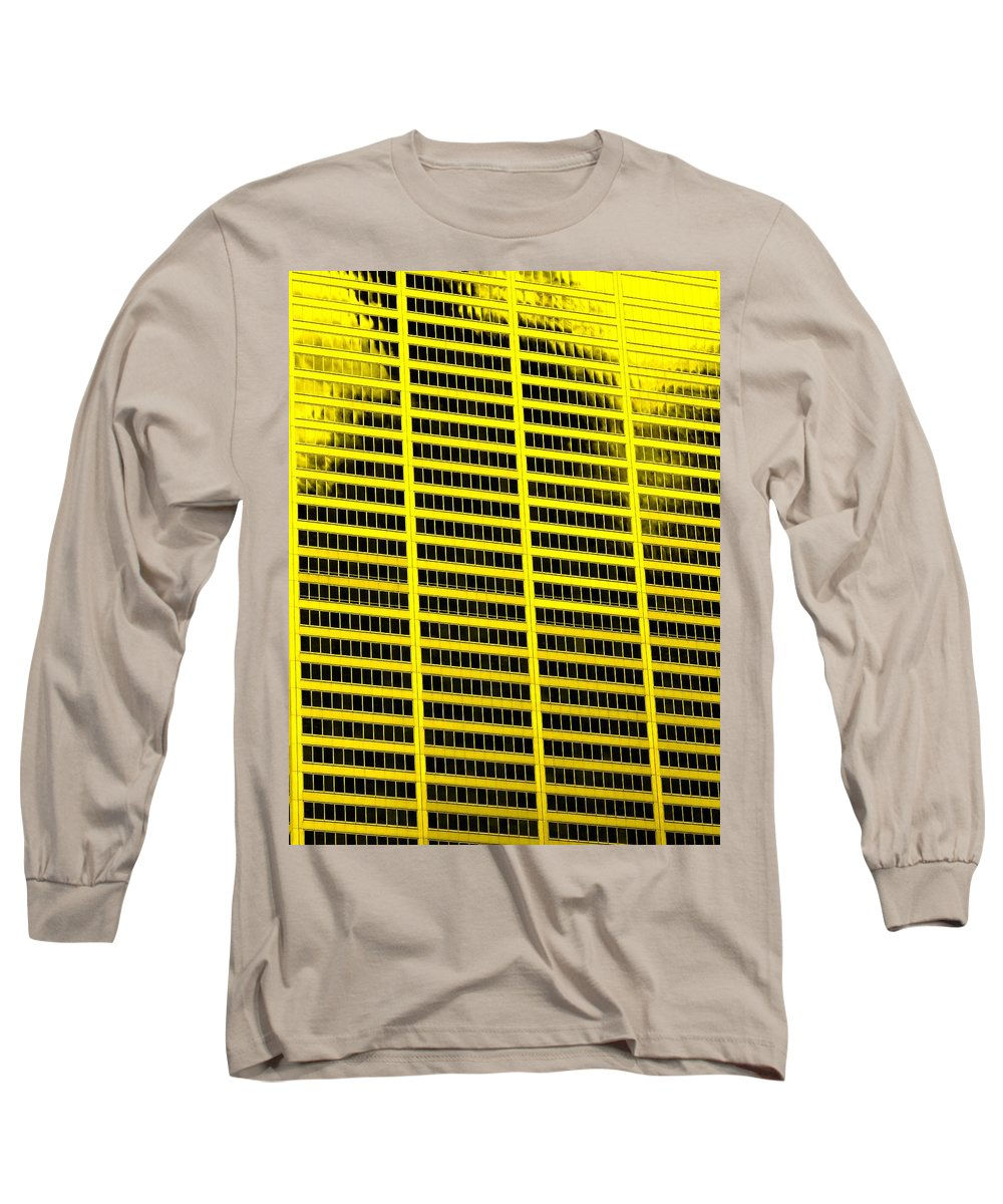 Office Long Sleeve T-Shirt featuring the photograph Commerce by Ian MacDonald