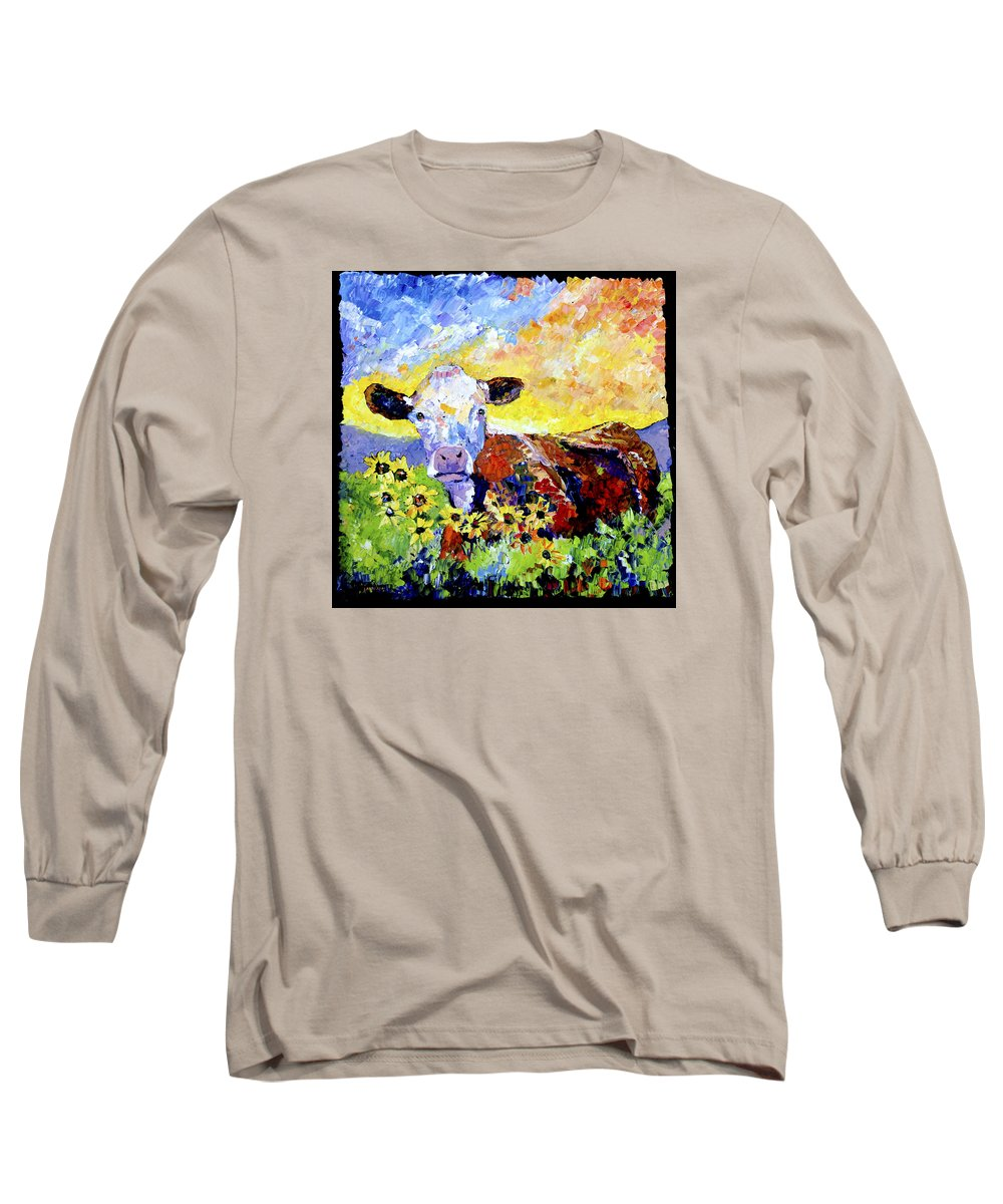 Carrie Jacobson Long Sleeve T-Shirts