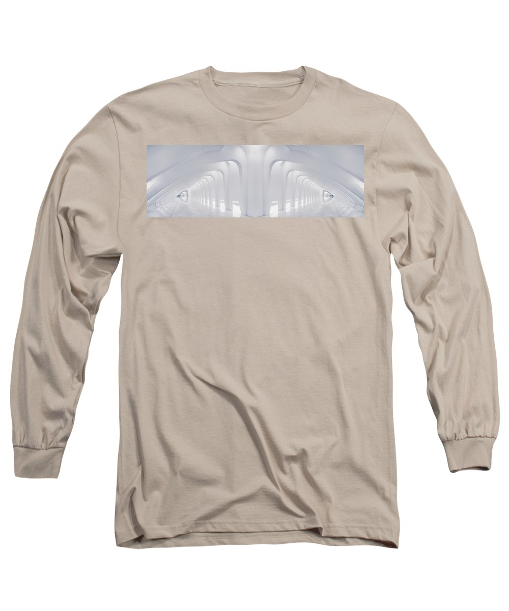 Hallway Long Sleeve T-Shirts