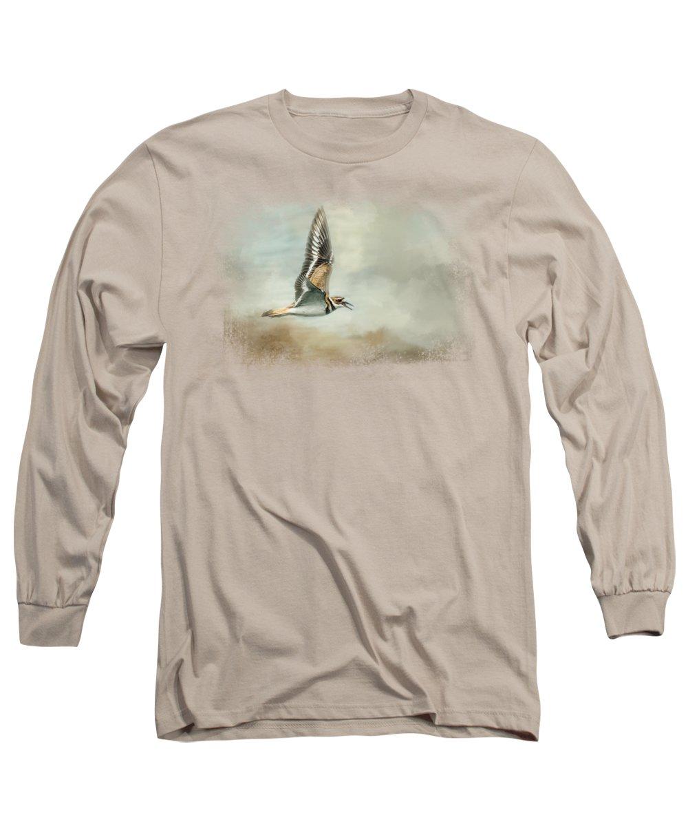 Killdeer Long Sleeve T-Shirts
