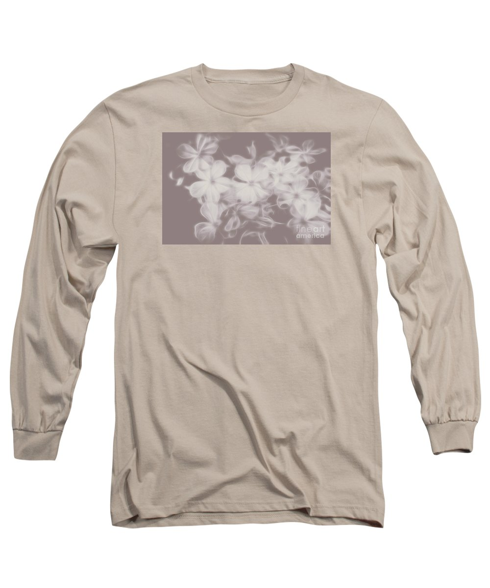 Moody Gardens Digital Art Long Sleeve T-Shirts