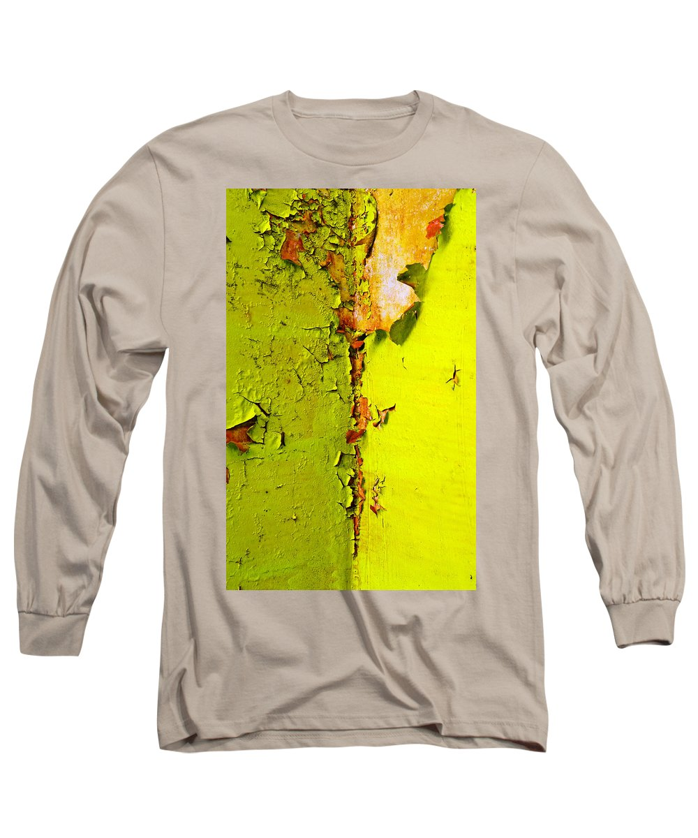 Skip Hunt Long Sleeve T-Shirt featuring the photograph Going Green by Skip Hunt