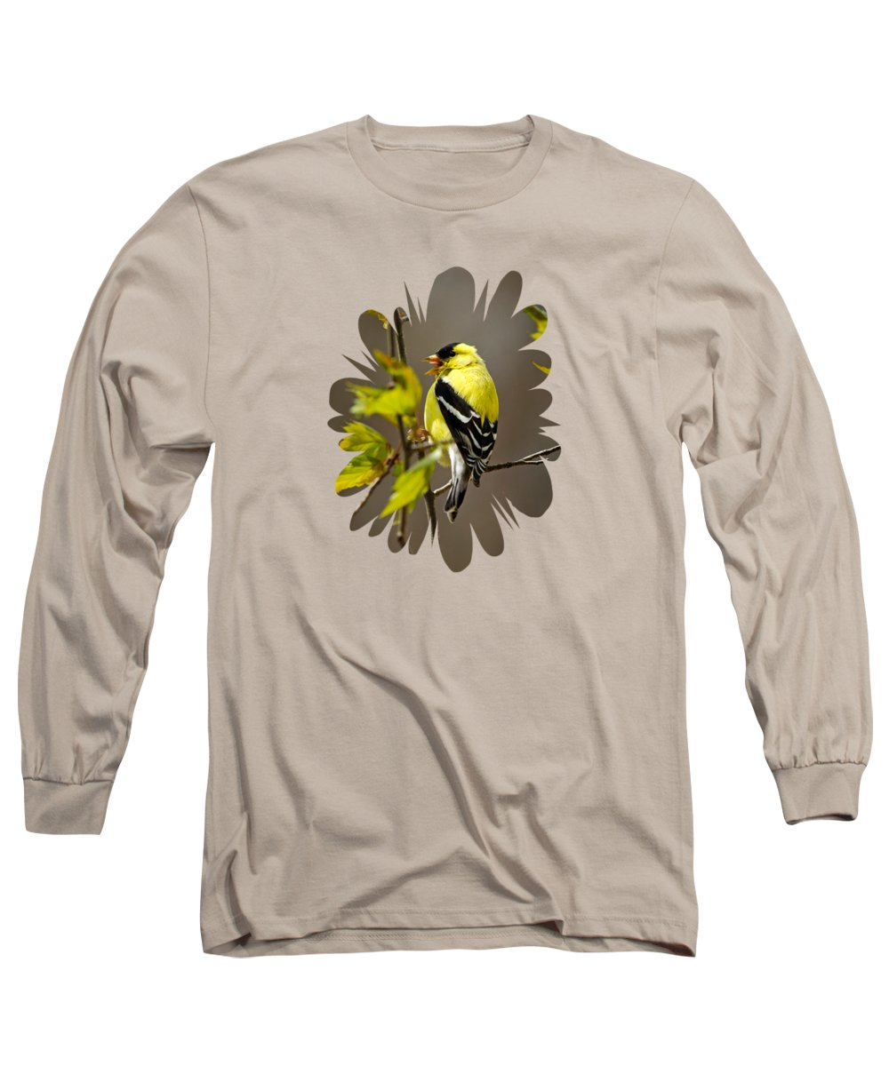 Canary Long Sleeve T-Shirts