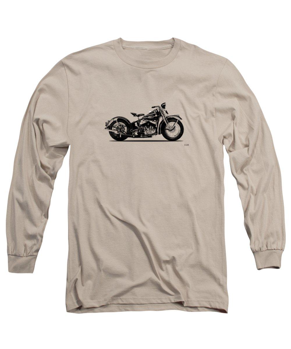 Harley Davidson Ulh 1941 Long Sleeve T-Shirt