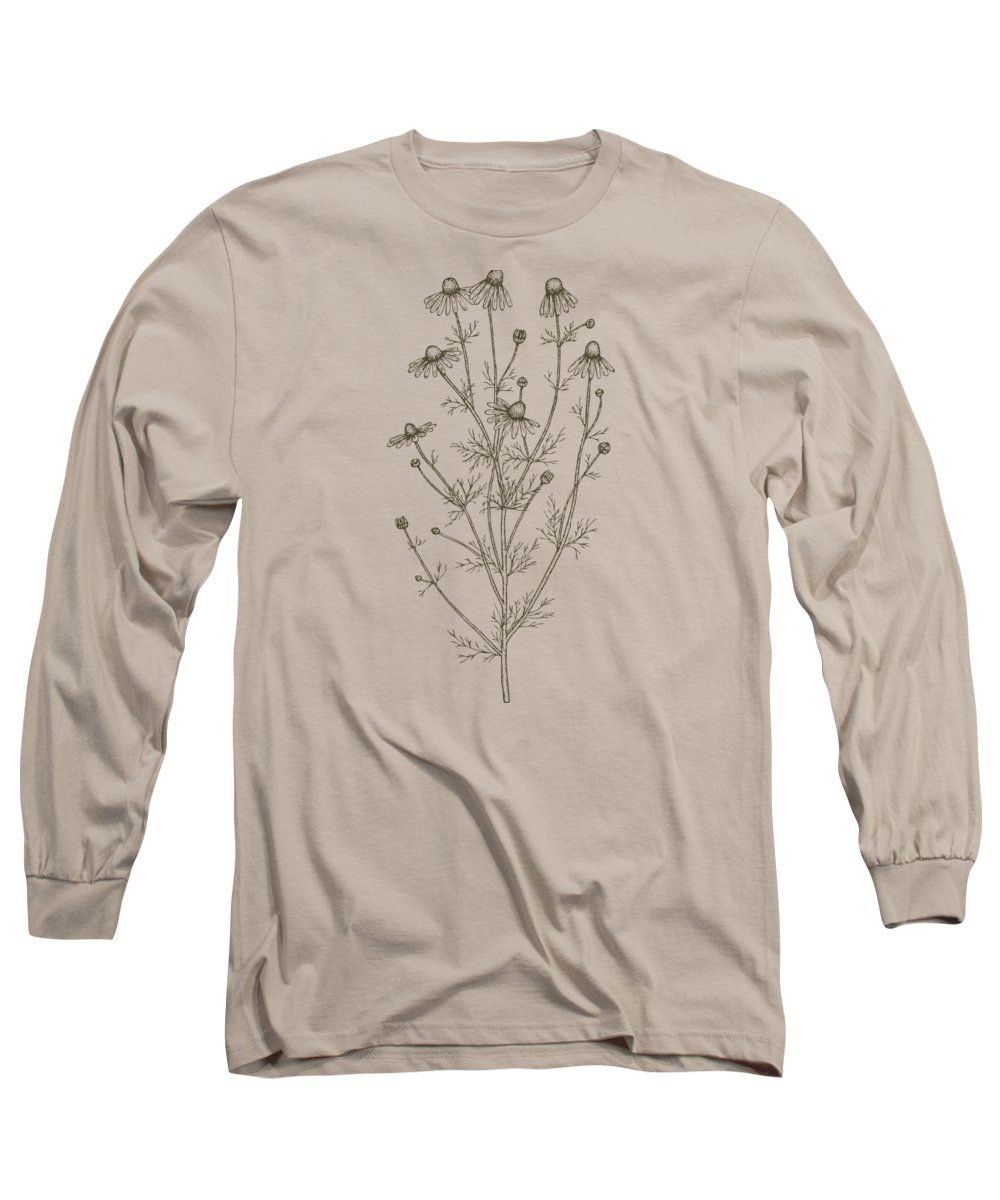 Homeopathic Paintings Long Sleeve T-Shirts