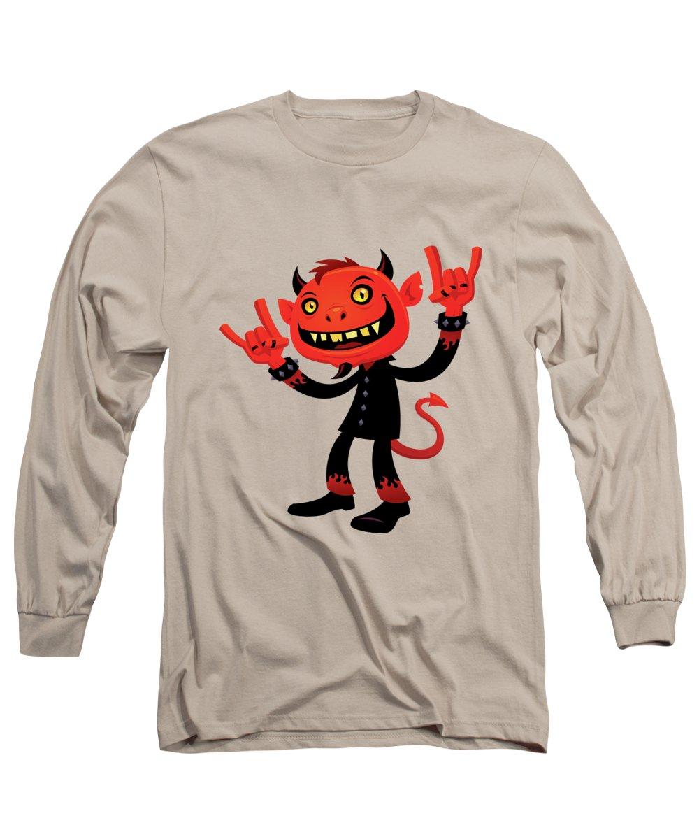 Metal Long Sleeve T-Shirts