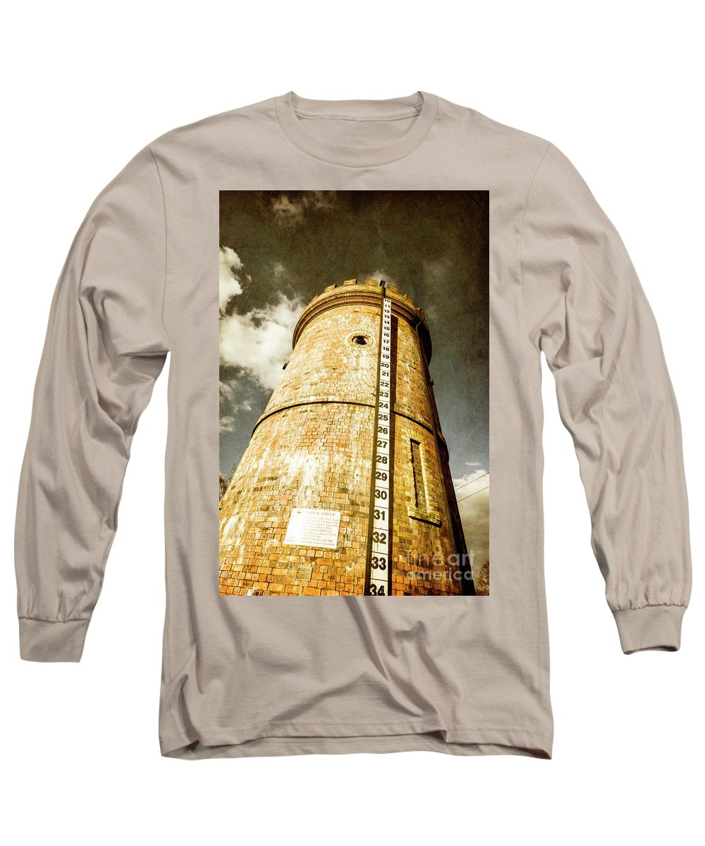 Silo Long Sleeve T-Shirts
