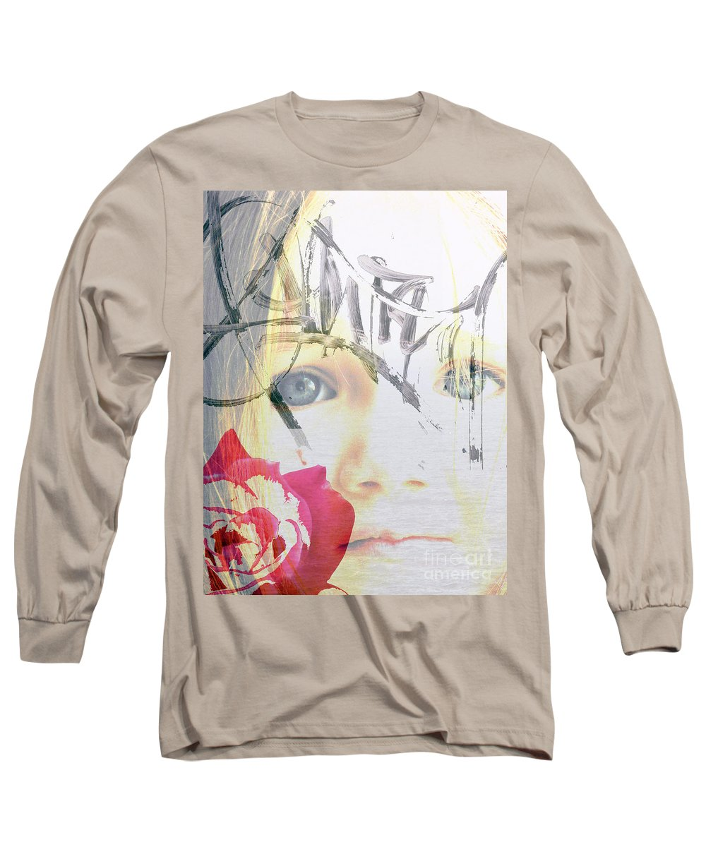 Modern Long Sleeve T-Shirt featuring the photograph Hope For The Future by Amanda Barcon