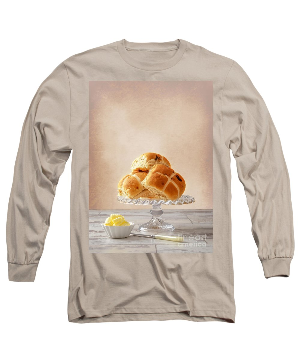 Buns Long Sleeve T-Shirts