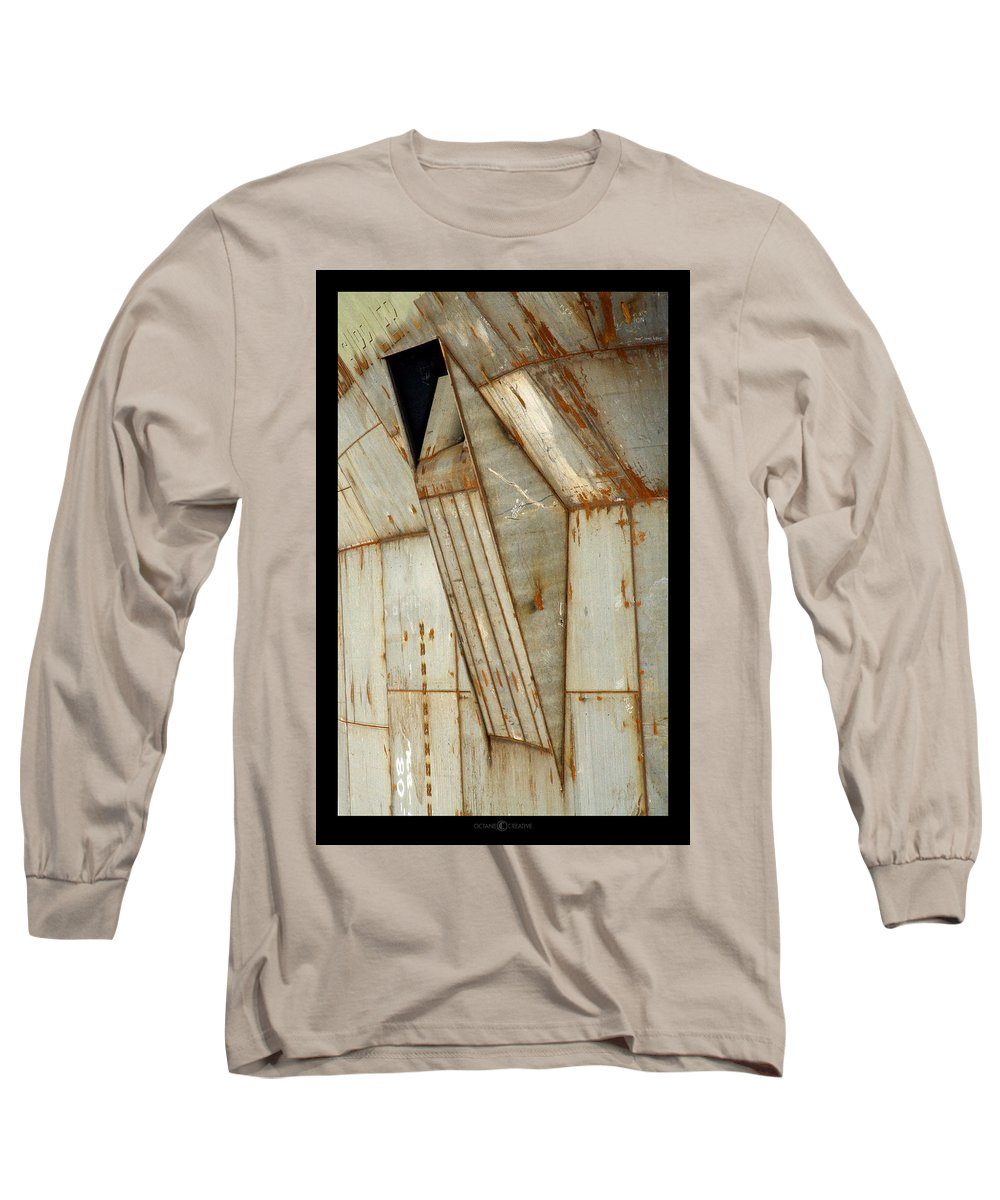 Hull Long Sleeve T-Shirt featuring the photograph Hull Detail by Tim Nyberg