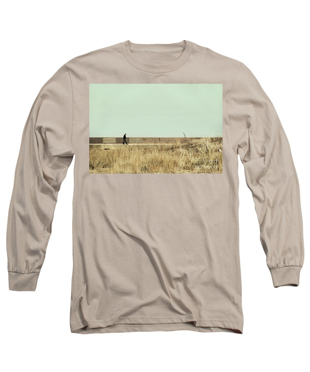 Dipasquale Long Sleeve T-Shirt featuring the photograph I Remember What We Said by Dana DiPasquale