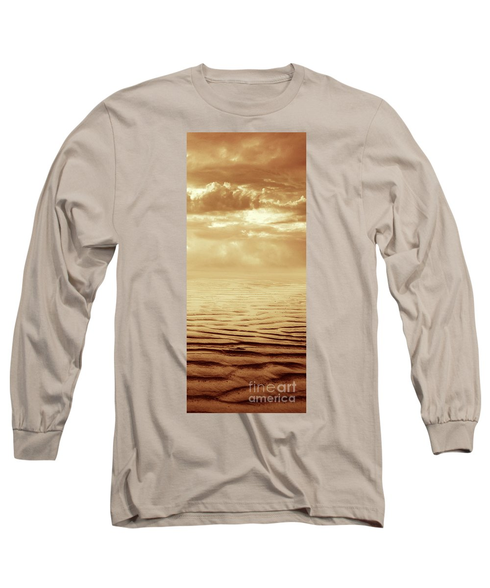 Dipasquale Long Sleeve T-Shirt featuring the photograph Illusion Never Changed Into Something Real by Dana DiPasquale