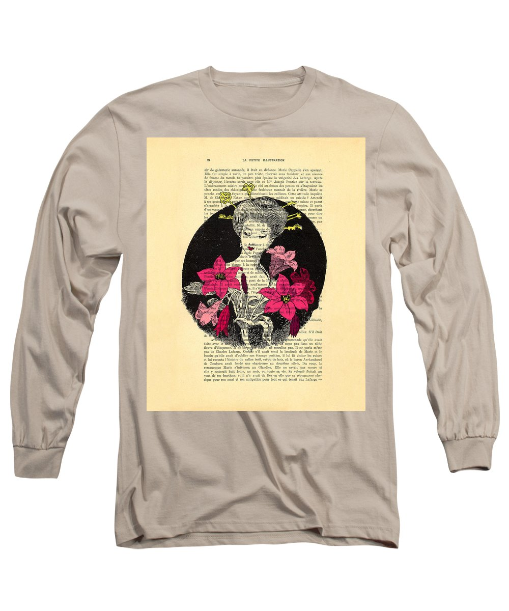 Amaryllis Long Sleeve T-Shirts