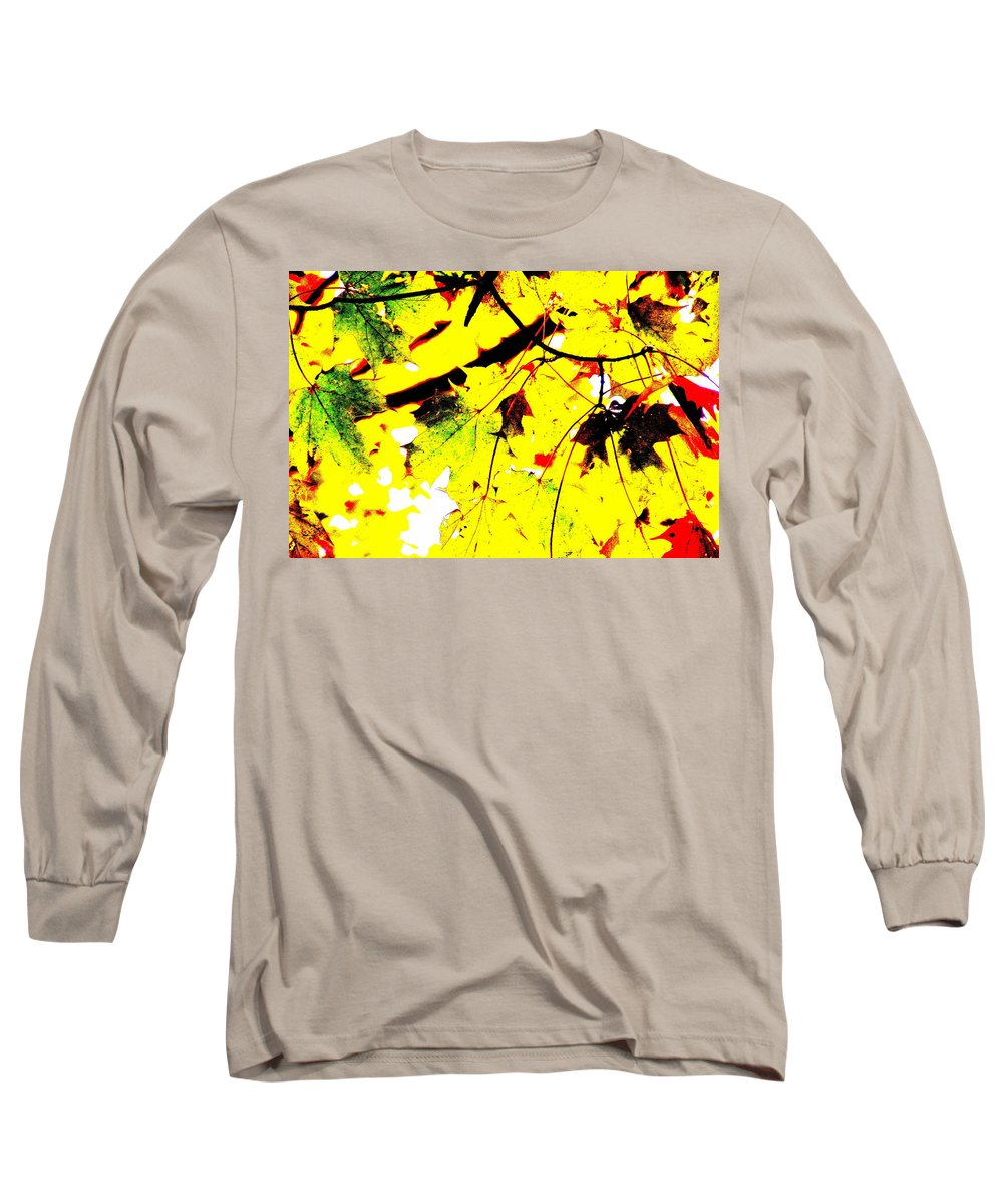 Lemonade Long Sleeve T-Shirt featuring the photograph Lemonade by Ed Smith