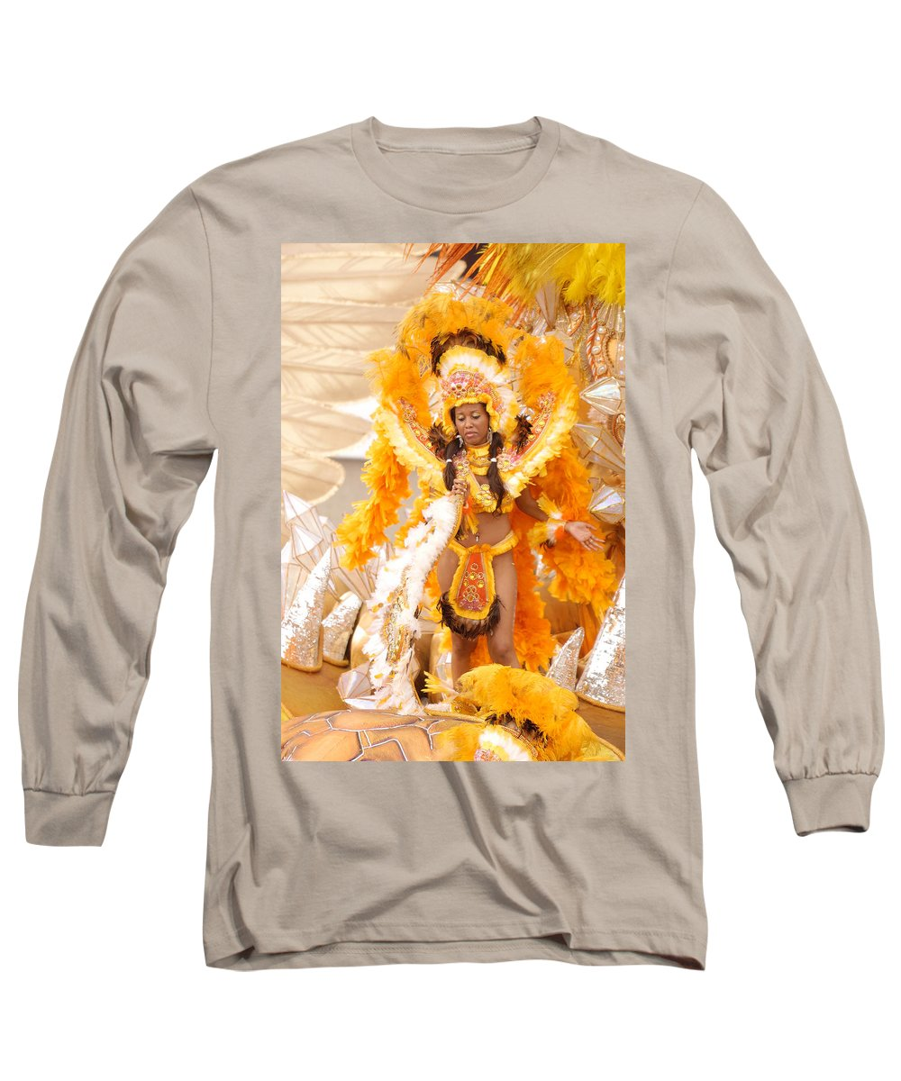 Brazil Long Sleeve T-Shirt featuring the photograph Lets Samba by Sebastian Musial