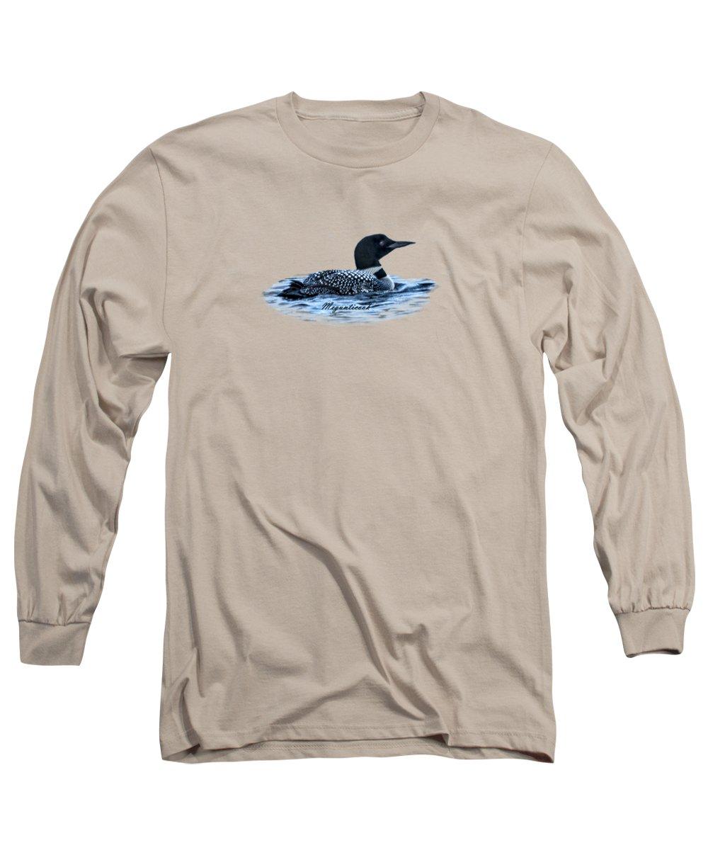 Loon Long Sleeve T-Shirts